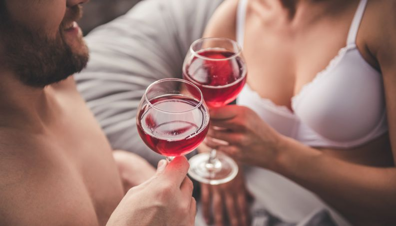 Álcool e Sexo
